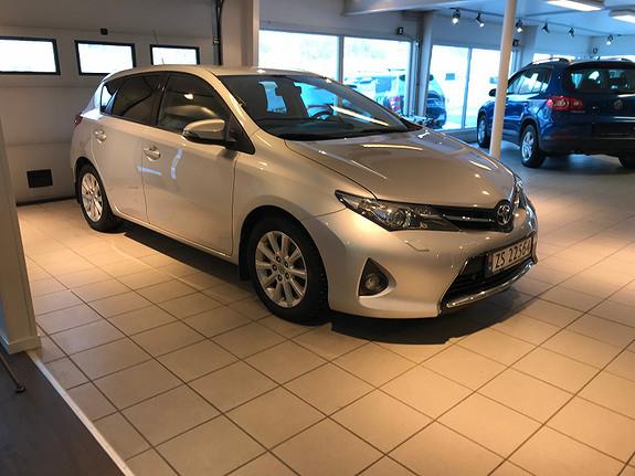 Toyota Auris 1,4 D-4D Style  2014, 99600 km, kr 175000,-
