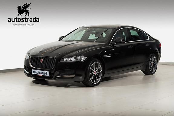 Jaguar XF PRESTIGE 163HK  WEBASTO, DAB+