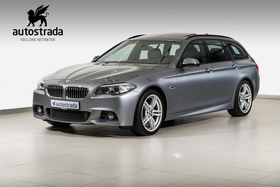BMW 5-serie 520dA xDrive Touring M-Sport/Pano/DAB+/Navi