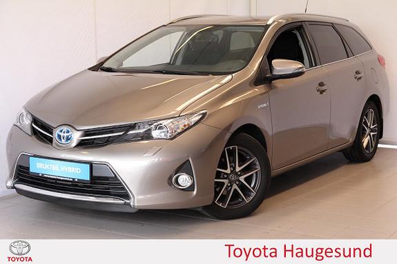 Toyota Auris Touring Sports 1,8 Hybrid Active+ Navi, kamera, Tectyl  2015, 39110 km, kr 210000,-