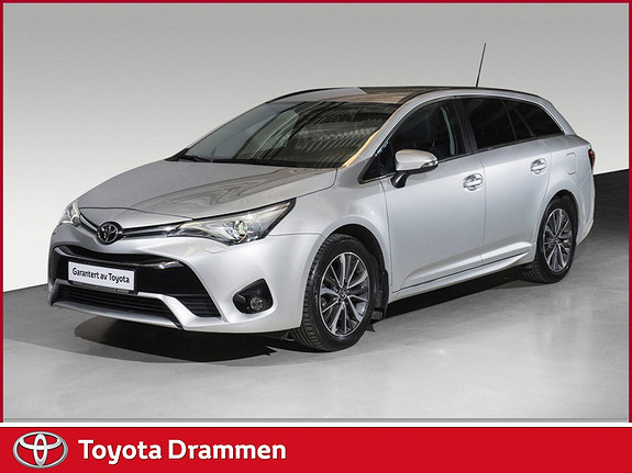 Toyota Avensis Touring Sports 1,8 Active M-drive 7S  2015, 82910 km, kr 229000,-