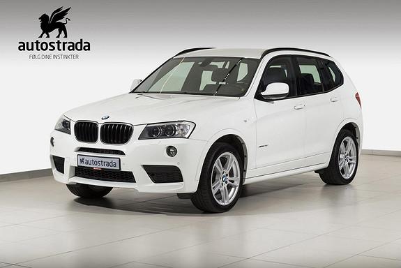 BMW X3 184HK M-Sport X-DRIVE