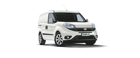 Fiat Doblo Maxi 1,6 105 hk Pluss m/ekstra komfortpakke