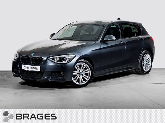 BMW 1-serie 116i aut M Sport, Cruise, PDC, Xenon  2014, 38000 km, kr 219000,-