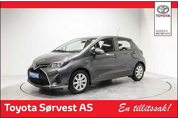 Toyota Yaris 1,5 Hybrid Active  2015, 50200 km, kr 174000,-