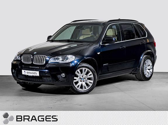 BMW X5 xDrive30d (245hk) M-Sport Navi Pro Head up Hifi Comfort  2013, 100080 km, kr 469000,-