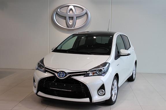 Toyota Yaris Hybrid Style  2016, 36000 km, kr 214500,-