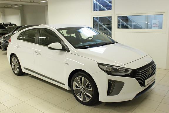 Hyundai Ioniq Teknikk  2017, 14500 km, kr 249000,-