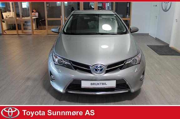 Toyota Auris 1,8 Hybrid E-CVT Active  2013, 55000 km, kr 159000,-