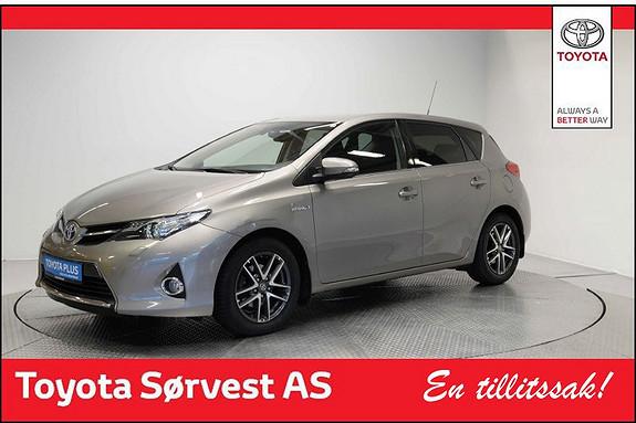 Toyota Auris 1,8 Hybrid E-CVT Active+  2015, 36198 km, kr 209000,-