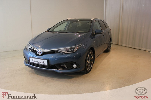 Toyota Auris Touring Sports 1,8 Hybrid Active `Selges for kunde`.  2015, 44600 km, kr 224000,-