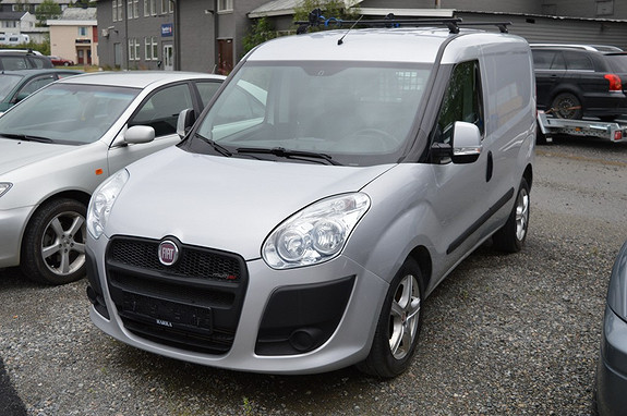 Fiat Doblo 1,3 Cargo Multijet 3,4m3 - SX  2011, 76877 km, kr 25000,-