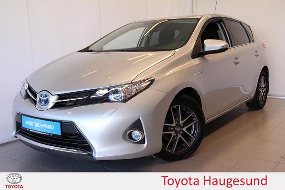 Toyota Auris 1,8 Hybrid E-CVT Active  2014, 29500 km, kr 189000,-
