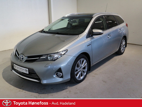 Toyota Auris Touring Sports 1,8 Hybrid Executive DAB+ Glasstak  2014, 93 600 km, kr 194 000,-