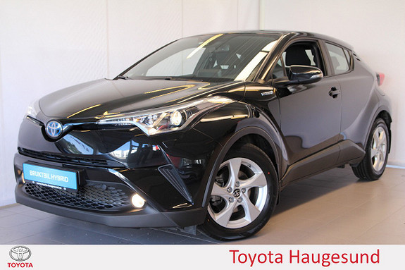 Toyota C-HR 1,8 WT-i Hybrid Active  2018, 10200 km, kr 315000,-