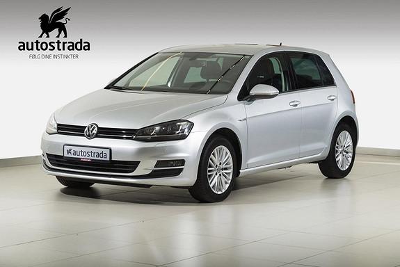 Volkswagen Golf 1.2 110HK TSI  HIGHLINE DSG Automat/Webasto