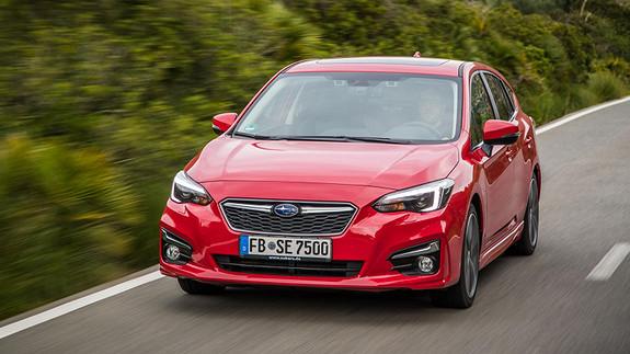Subaru Impreza Subaru Impreza 1,6 0i-ES Sport Premium aut AWD