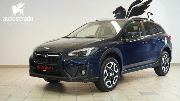 Subaru XV 2.0i 156hk Aut, AWD, Sikkerhet og navigasjon