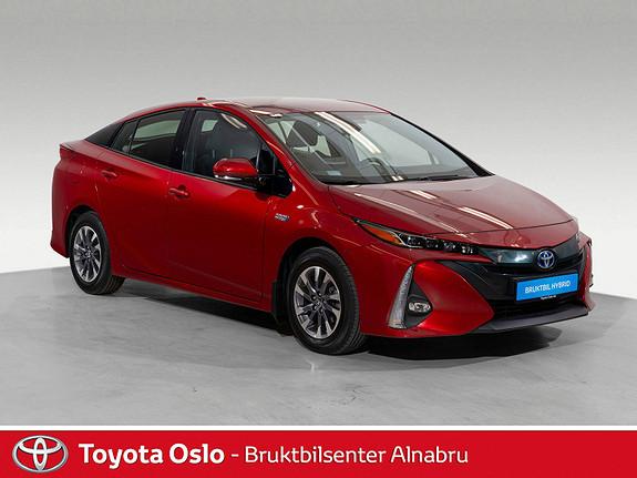 Toyota Prius Plug-in Hybrid 1,8 VVT-i Active Style PHV LADBAR  2017, 12872 km, kr 299900,-