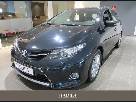 Toyota Auris 1,4 D-4D Active Go navi  2013, 126500 km, kr 139000,-