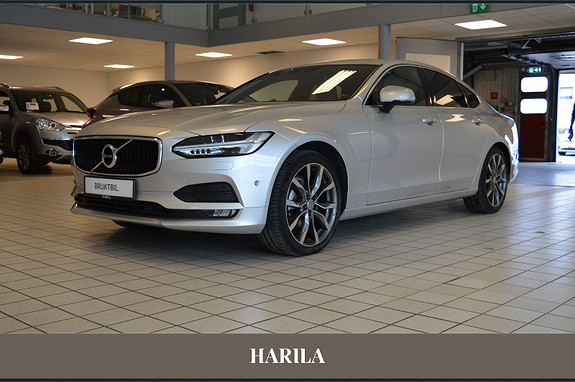 Volvo S90 D4 190hk Momentum Plus AWD aut  2018, 21580 km, kr 719000,-