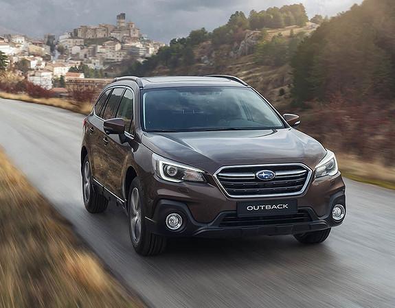 Subaru Outback 2,5i Sport Premium Automat m/ACC/Skinn/Soltak 2018