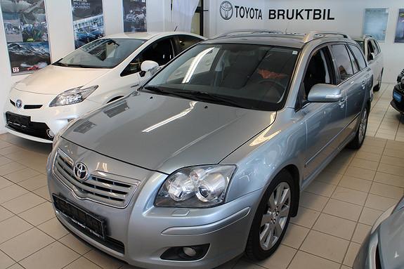 Toyota Avensis Navitech, Pluss Stv. D4D  2008, 222000 km, kr 81000,-