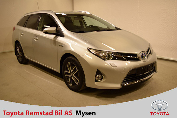 Toyota Auris Touring Sports 1,8 Hybrid Active+  2014, 49 000 km, kr 219 000,-