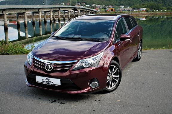 Toyota Avensis 2,0 D-4D DPF 126hk N-Tech Pluss  2012, 109471 km, kr 179000,-