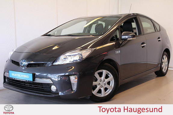Toyota Prius Plug-in Hybrid 1,8 VVT-i Plug-in Hybrid Premium  2012, 66900 km, kr 175000,-
