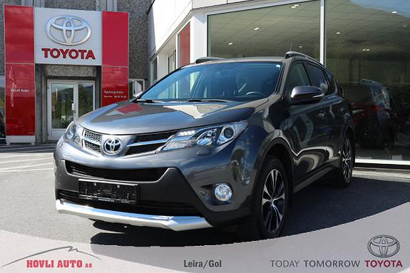 Toyota RAV4 2,0 D-4D 4WD 71'N Editon Hfeste/DAB+/Navi/Garanti 2020  2015, 66765 km, kr 299900,-