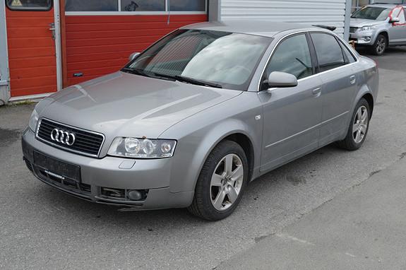 Audi A4 1,6  2004, 228000 km, kr 25000,-