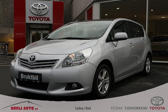 Toyota Verso 2,0 D-4D Advance 7 seter Glasstak - H.feste - DAB+  2009, 228714 km, kr 69900,-