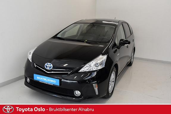 Toyota Prius+ Seven 1,8 VVT-i Hybrid Executive Skyview Glasstak,  2012, 68332 km, kr 219900,-