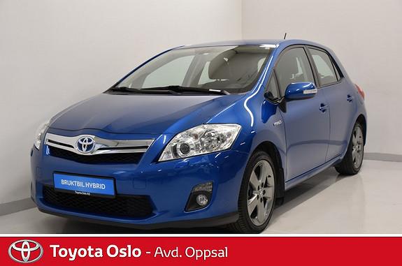 Toyota Auris 1,8 Hybrid Premium HSD  2012, 74956 km, kr 139900,-