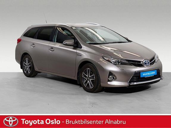Toyota Auris Touring Sports 1,8 Hybrid Active+ DAB+, Navi,  2015, 39953 km, kr 224900,-