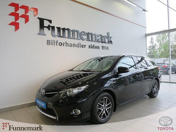Toyota Auris 1,8 Hybrid E-CVT Active+  2015, 41400 km, kr 224900,-
