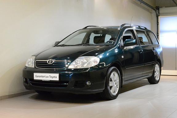 Toyota Corolla 1,6 Sol stv  2005, 157500 km, kr 45000,-