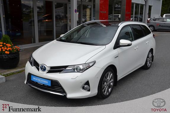 Toyota Auris Touring Sports 1,8 Hybrid Executive  2014, 51674 km, kr 215000,-