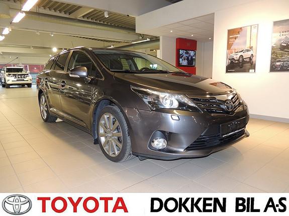 Toyota Avensis 1,8 147hk Premium Multidrive S  2013, 96000 km, kr 189000,-