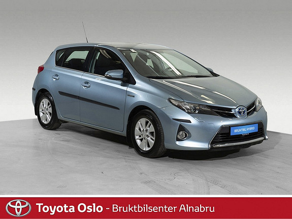 Toyota Auris 1,8 Hybrid E-CVT Active LAV KM!  2013, 50205 km, kr 174900,-