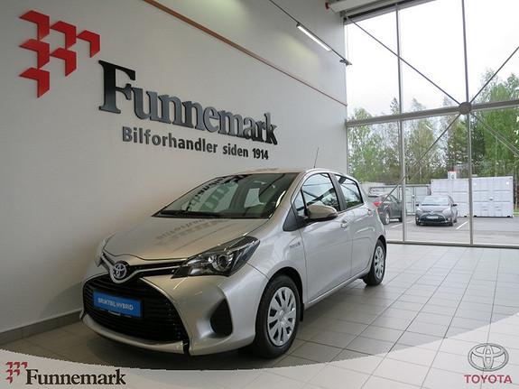 Toyota Yaris 1,5 Hybrid Active  2016, 41700 km, kr 179900,-