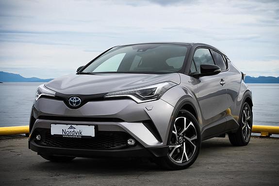 Toyota C-HR 1,8 WT-i Hybrid Dynamic Tech  2017, 20520 km, kr 349000,-
