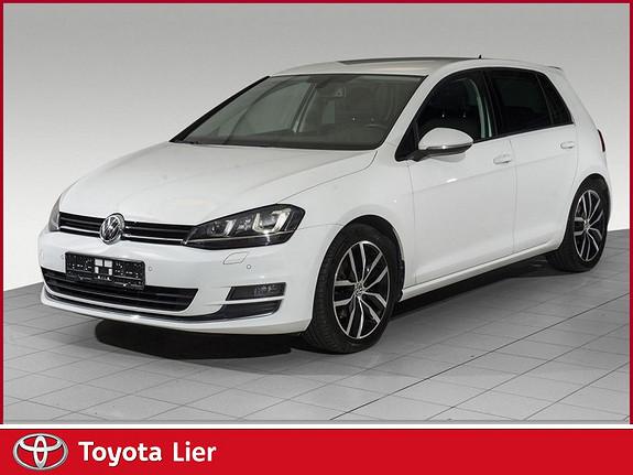Volkswagen Golf 1,4 TSI 122hk Highline PEN BIL.  2013, 62000 km, kr 145000,-