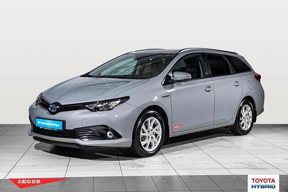 Toyota Auris Touring Sports 1,8 Hybrid Active Sport Stasjonsvogn  2018, 5100 km, kr 289000,-