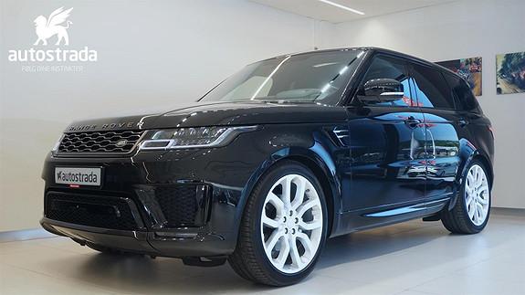 Land Rover Range Rover Sport SDV6 306hk HSE Dynamic Topp utstyrt