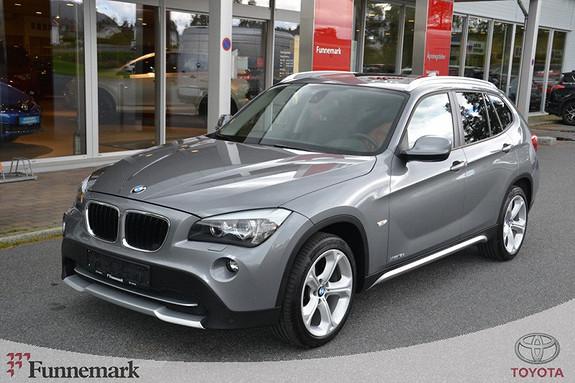 BMW X1 xDrive18d (143hk) aut  2012, 68967 km, kr 209000,-