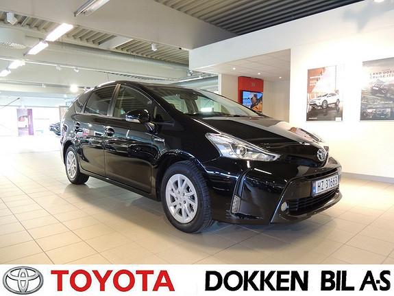 Toyota Prius 1,8 VVT-i Hybrid Executive  2016, 19000 km, kr 299000,-