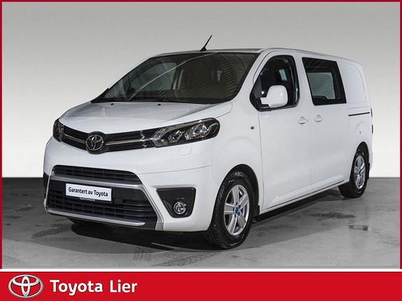 Toyota Proace 1,6 D 115 Comfort Medium L1H1  2016, 33230 km, kr 225000,-