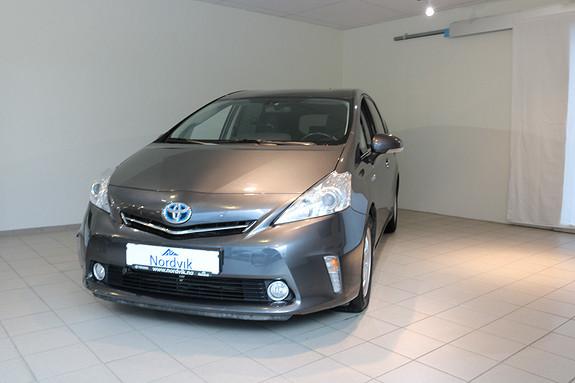 Toyota Prius 1,8 VVT-i Hybrid Advance Fin 7-seter selges.  2013, 90325 km, kr 179000,-